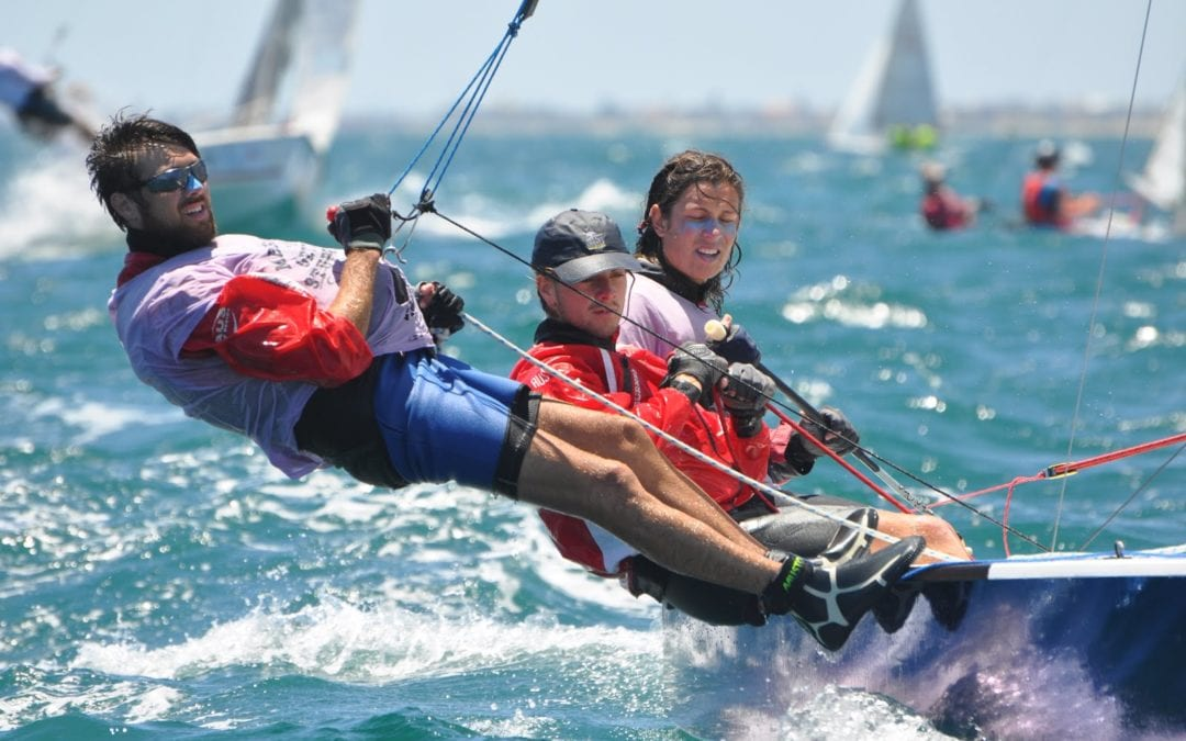 SA Sharpies announces new travel grants program to help out younger sailors
