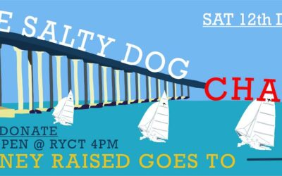 The Salty Dog SPEAK UP Stay ChatTY Charity Race!